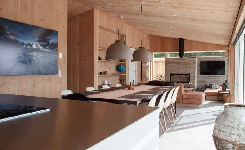 Let ak83 arkitekter design your next house!