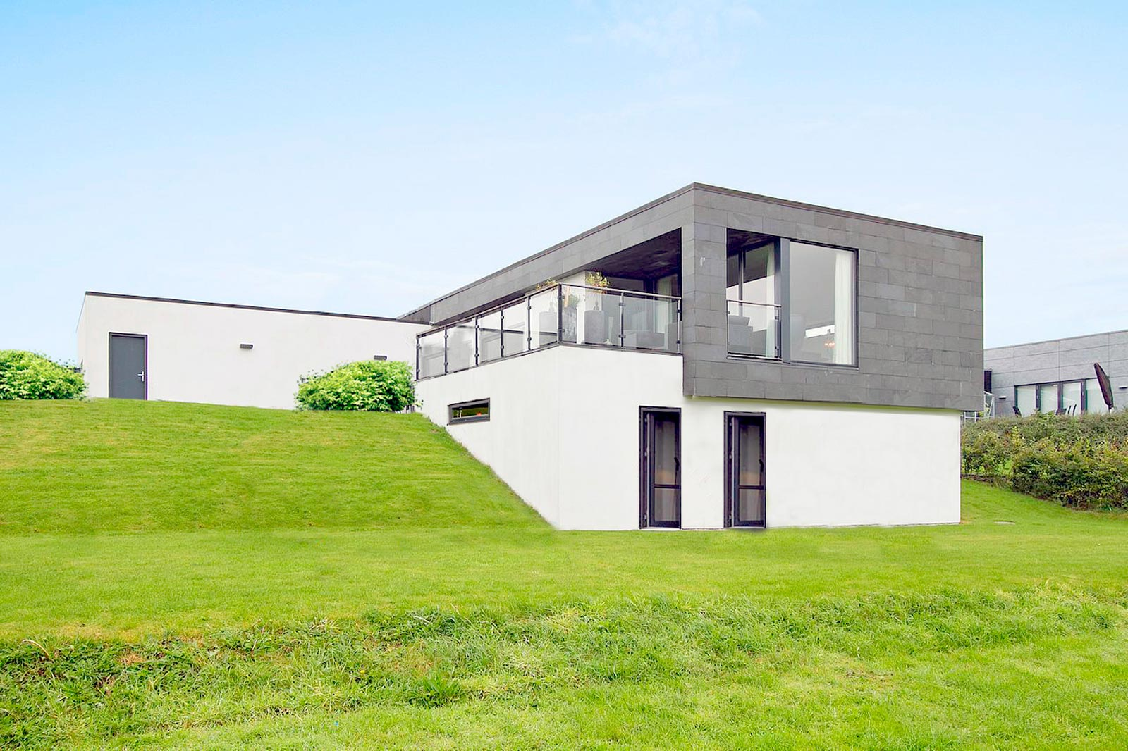 Eventyrbakken, Nibe - Private villa overlooking fields and green pastures