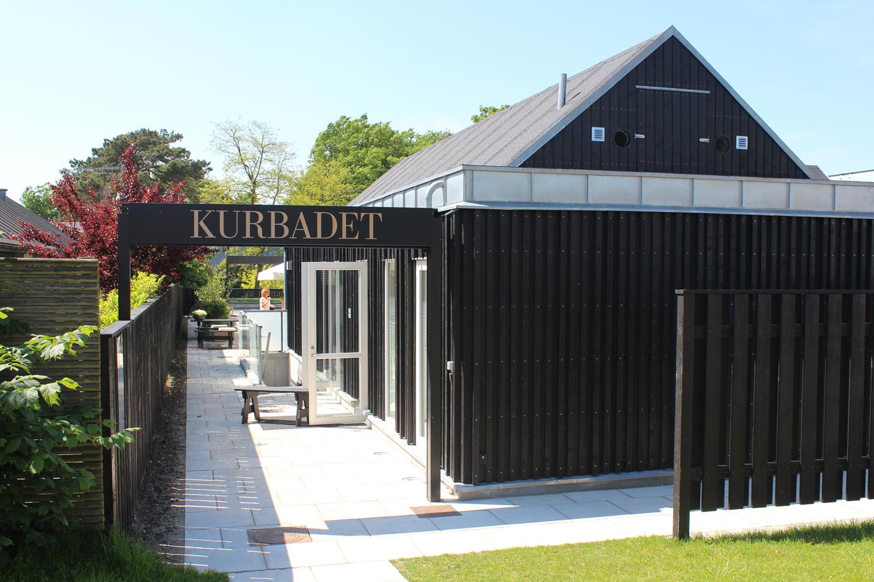 Kurbadet Hornbæk - Luxurious spa resort in the historic beach town of Hornbæk