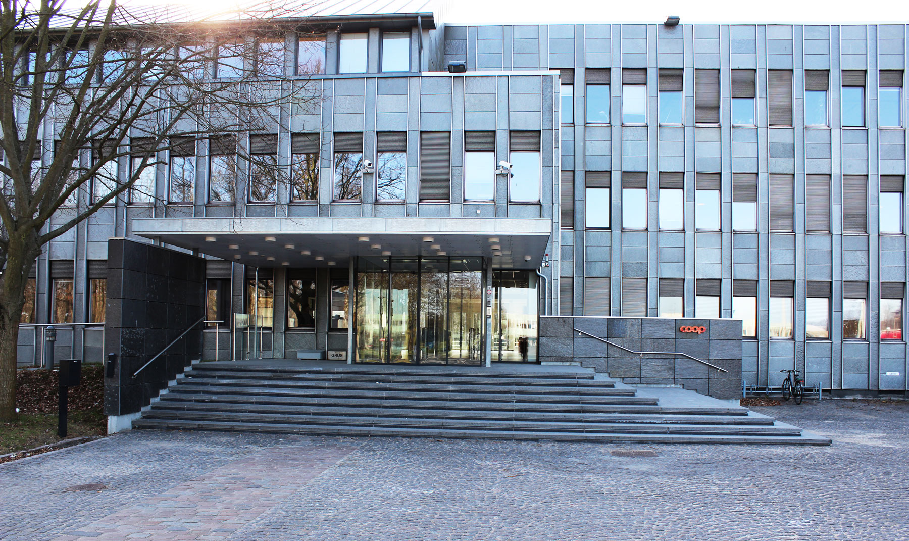Coop Albertslund - Renovation and modernization of Coop headquarter