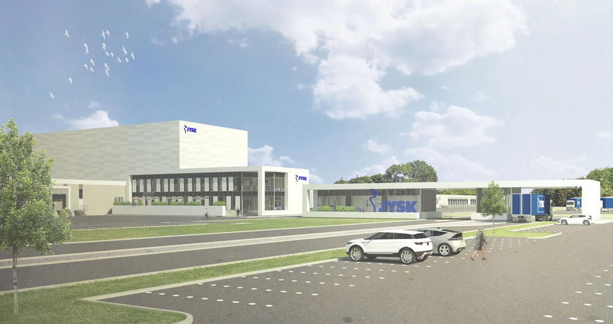 JYSK expands with 85.000 m² in Bulgaria