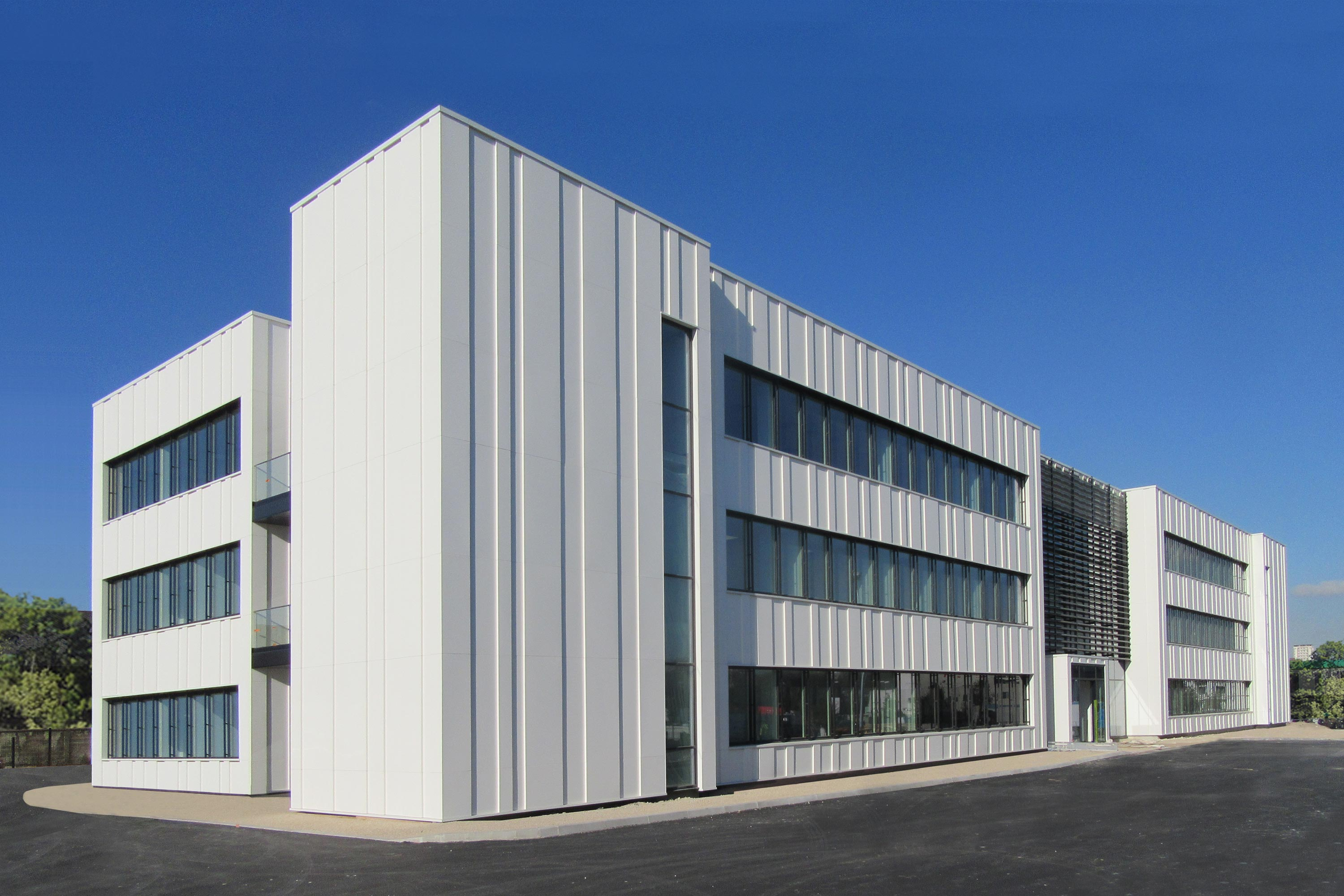 New DSV Head office in France completed