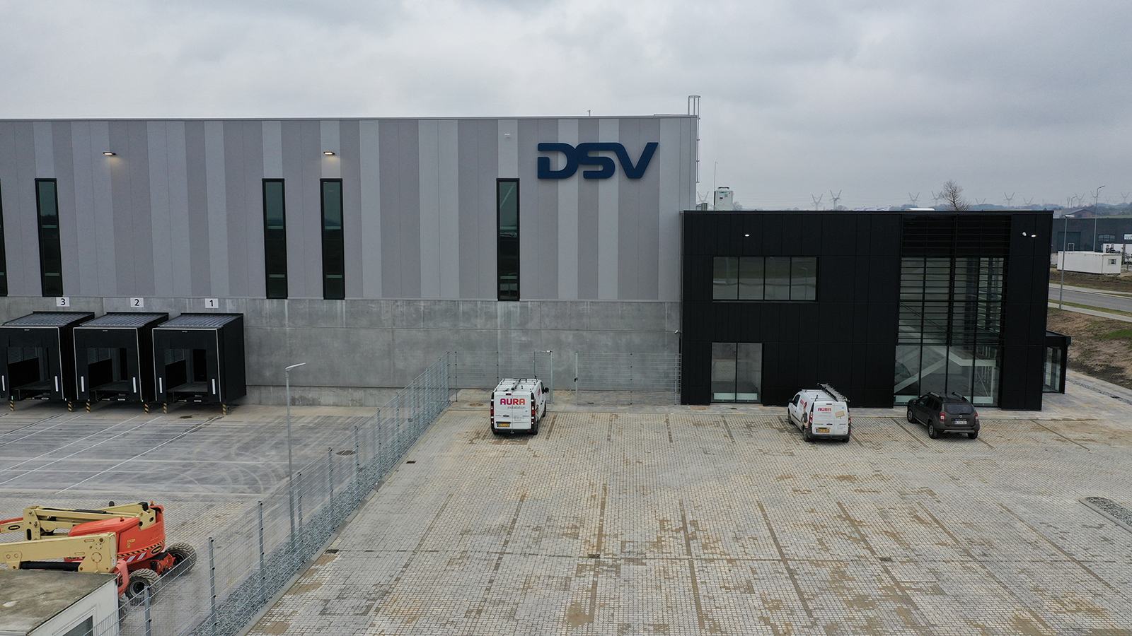 DSV Højme finished
